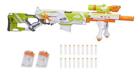Longstrike Nerf Modulus Toy Blaster