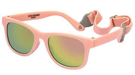 COCOSAND Gift Set Navigator Toddler Baby Sunglasses