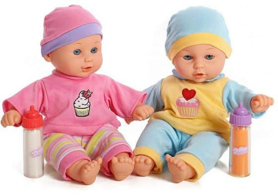 Mommy & Me Doll Collection Baby Twin Dolls