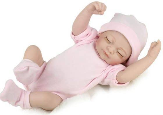 Penson & Co. Reborn Newborn Baby Realike Doll