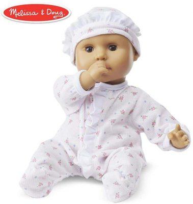 Melissa & Doug Mine to Love Mariana 12-Inch Baby Doll