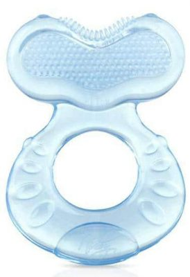 Nuby Silicone TeeThe- EEZ Teether with Bristles