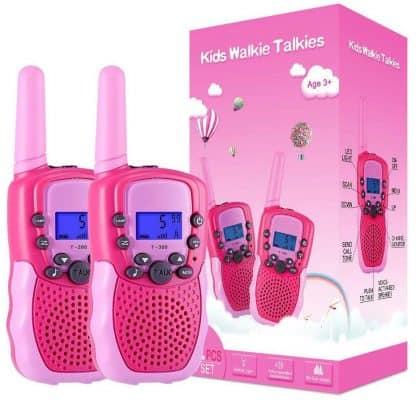 Selieve Toys Walkie Talkies for Kids