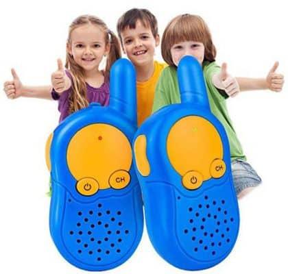 KOMVOX Walkie Talkies for Kids