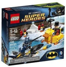 Lego DC Superheros Penguin Faceoff