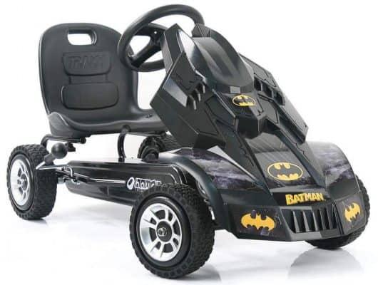 Batmobile Pedal Go Kart