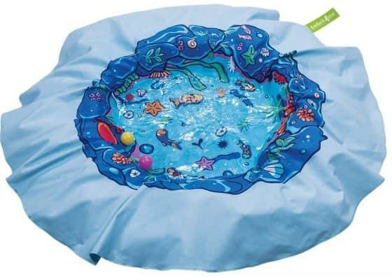 EverEarth E Lite Waterproof Beach Blanket & Kiddie Pool
