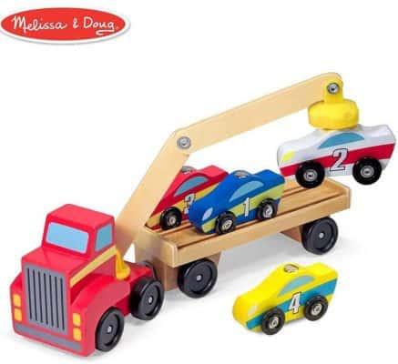 Melissa & Doug Magnetic Car