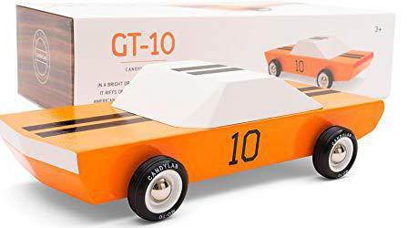Candylab Toys - GT10 Wooden Car