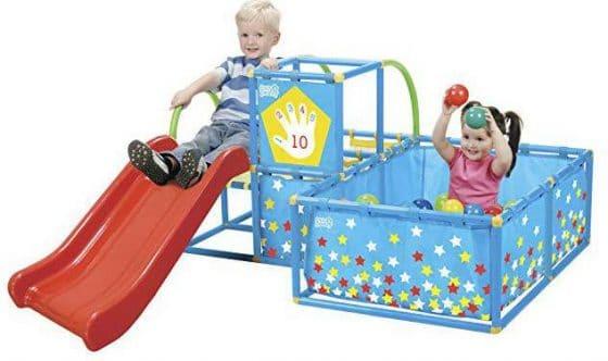 Eazy Peezy Jungle Gym Playset