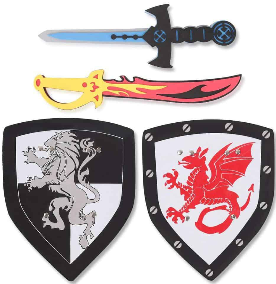 Best Nerf Swords and Shields for Kids to Buy 2019 - LittleOneMag