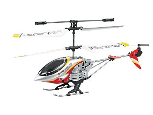Dazzling Toys 3.5 Channel Remote Control Helicopter