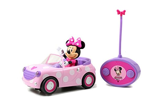 Jada Toys Disney Junior Minnie Mouse Roadster