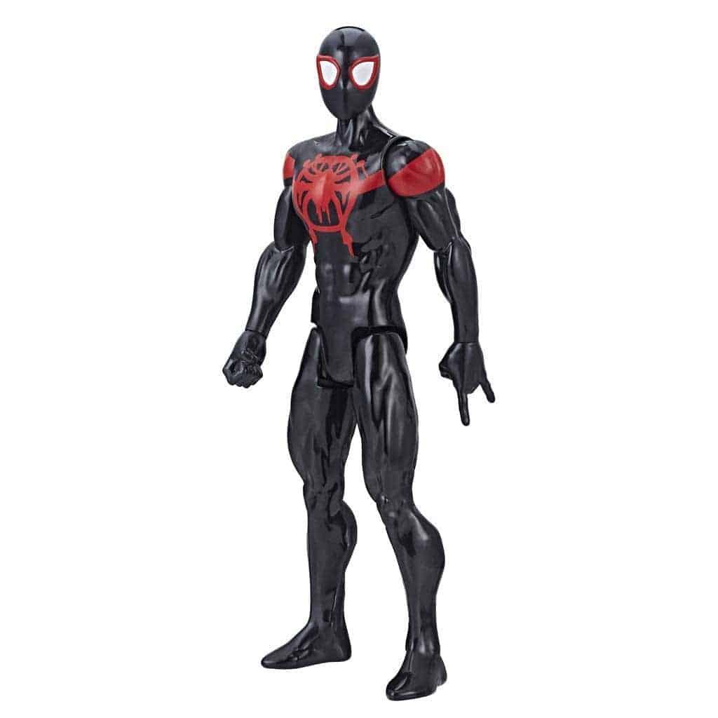 "Authentic Marvel SpiderMan Venom Titan Hero Series 6pk Figures 12/"" Figures New"
