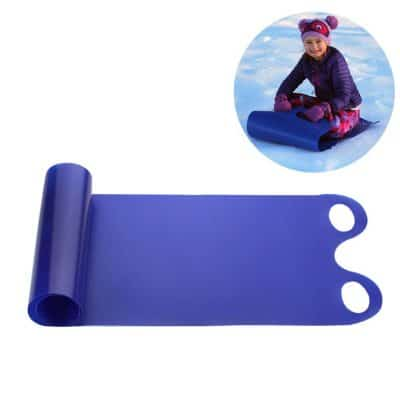 Flying Carpet Snow Sled, Winter Toboggan Outdoor Snow Sled