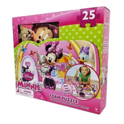 Disney Minnie 25 piece Floor Puzzle