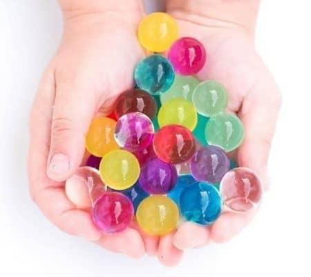 Kids Water Beads Sensory Toys