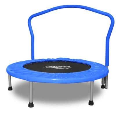 Gardenature 36 – Inch Portable Trampoline for Kids