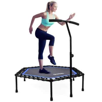 """Newan 48"""" Mini Trampoline for Kids and Adults"""