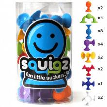 Fat Brain Toys Squigz Set