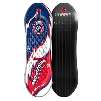 "Sno-Storm 48"" Snowboard Sled 2-Pack"