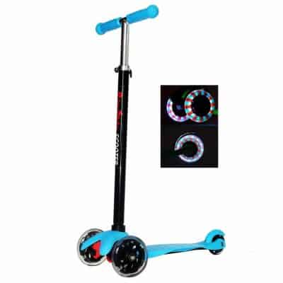 RIMABLE Kids Kick Scooter