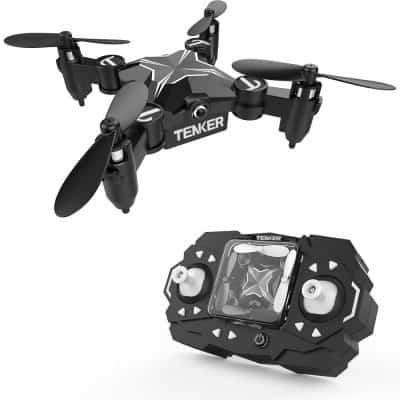 TENKER Skyracer Mini RC Helicopter Drone