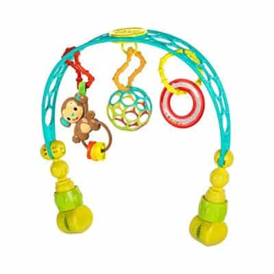 Oball Flex 'N Go Activity Arch Take Along Toy