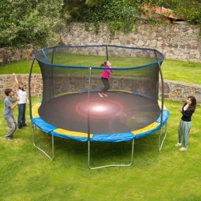Bounce Pro 12' Trampoline