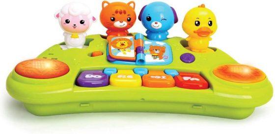 JOYIN Cute Animal Piano Keyboard Toy