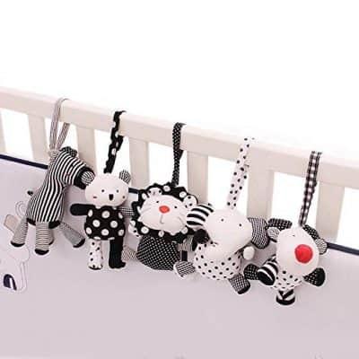 SHILOH Baby Crib Stroller Carseat Decoration
