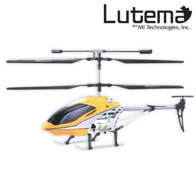 Lutema Mid-Sized 3.5CH RC Helicopter