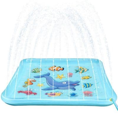 Growsland Splash Pad Sprinkler