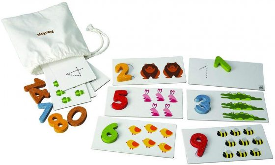 PlanToys Preschool Number 1-10