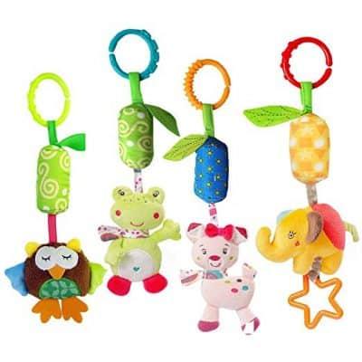 Katedy Toddlers Handbells Stroller