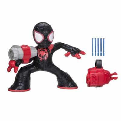Miles Morales Superhero Electronic Action Figure Toy