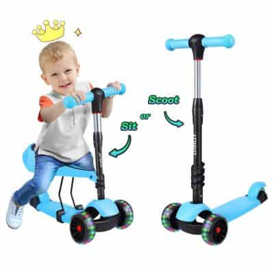 Yoleo Kids Scooter