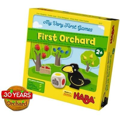 HABA My Very First Games-First Orchard Cooperative Game