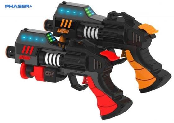 RAYSHOT Phaser and Interactive Toy Gun Set