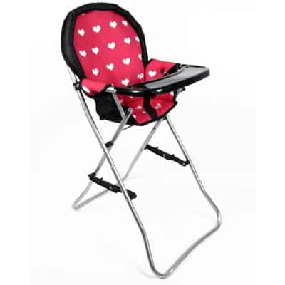The New York Collection Doll High Chair
