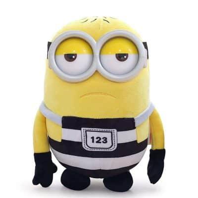 Despicable Me Ray-E Minion Plush Despicable Me Plush Bob 12-Inch