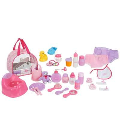You & Me 69928 30Pcs Bay Doll Care Accessories