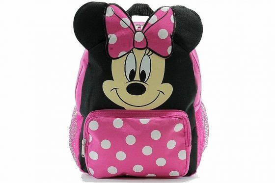Disney Happy Face Backpack