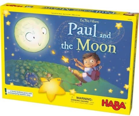 HABA Paul and The Moon Cooperative Memory Game