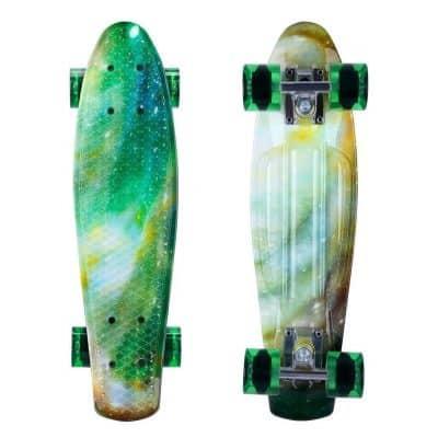 Enkeeo 22-Inch Cruiser Skateboard