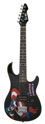 Peavey Captain America 3/4 Rockmaster Electric Guitar