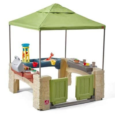 Step2 All Round Playtime Patio with Canopy Playhouse