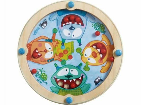 HABA Game of Skill: Mini Monster