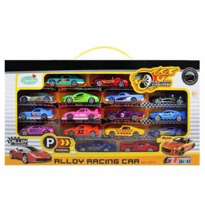 Die-Cast Cars Mini Racers Toys Metal Model Vehicle