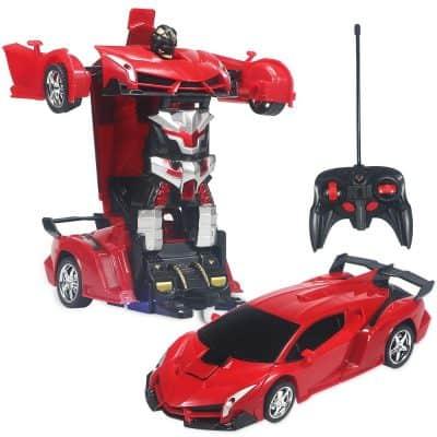 Samate Transformation Car Toy